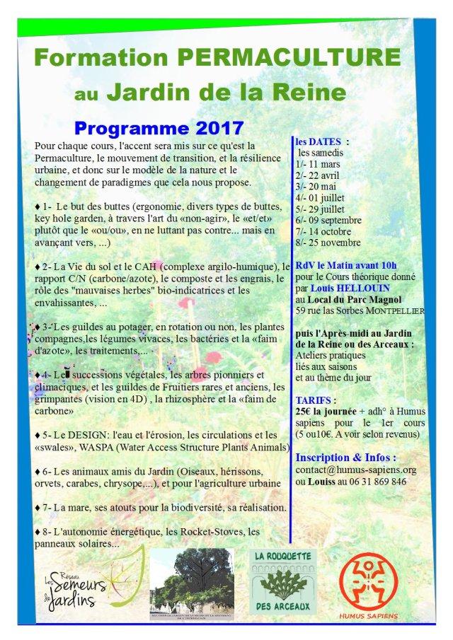 Amante sam. 20 mai 2017: Form° Permaculture « Associations de plantes au &QO_15